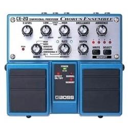 BOSS CE-20 / CE20  終極和聲 雙踏板效果器