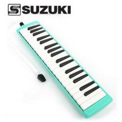 SUZUKI 口風琴 MX-37 附吹管 提袋 鈴木MX37鍵口風琴