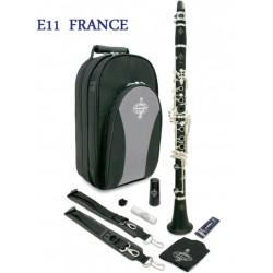 BUFFET E11 豎笛E-11 黑管 單簧管 法國製