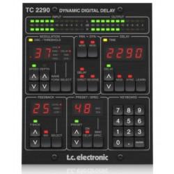 TC2290-DT 介面 實體控制器