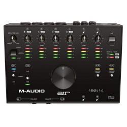 M-Audio M-Track AIR 192/14 錄音介面 人聲 樂器 錄音室 USB-C