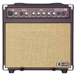 CARLSBRO Sherwood 20R 木吉他20W音箱(英國品牌)