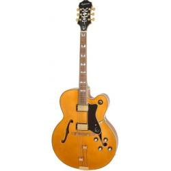 Epiphone Broadway 空心電吉他 楓木琴身,頂部是優質雲杉木
