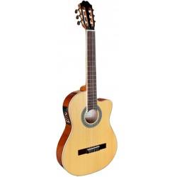 AHT-10CE 古典吉他 39吋 薄桶缺角AHT10CE紅松木單板