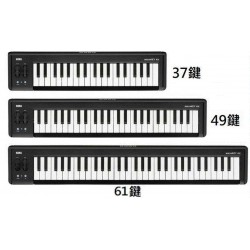 KORG MICROKEY2 AIR-49 藍芽無線傳輸 MIDI鍵盤 另有37及61鍵版本