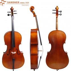SANDNER TC-1 德國法蘭山德 TC1大提琴