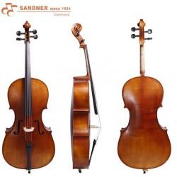 SANDNER TC-12 德國法蘭山德 TC12大提琴