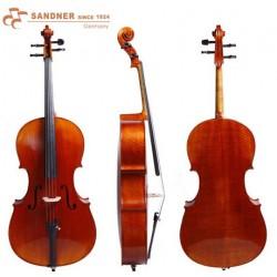 SANDNER TC-24 德國法蘭山德 TC24大提琴