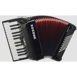 HOHNER A16522 獨奏手風琴 BravoIII48
