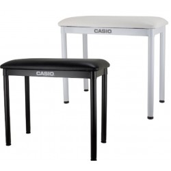CASIO BC-18 琴椅 卡西歐 原廠  電子琴椅 電鋼琴椅  黑色/白色