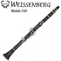 WEISSENBERG Molde550 豎笛  韋笙堡 CL-550 黑管