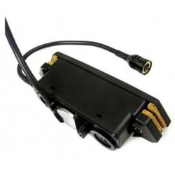 SKYSONIC SSSP-T902 木吉他音孔拾音器雙系統