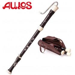 AULOS 533 低音直笛533-E 英式直笛(日本製造)