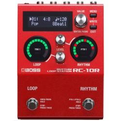 Boss RC-10R 歌曲循環錄音節奏機 RC10R即時音樂製作工具機