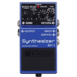 BOSS SY-1 電吉他 合成器效果器