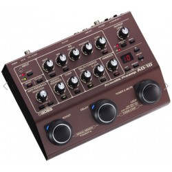 BOSS AD-10 木吉他 效果器 四段EQ與可變低通濾波器調整聲音