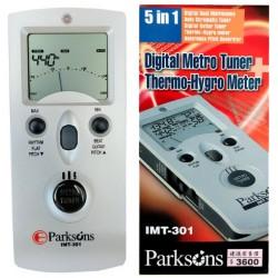 PARKSON IMT-301 5i合1 調音/節拍器 韓國製造