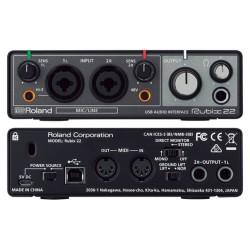 Roland Rubix22 錄音介面