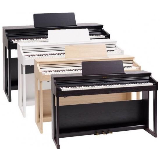 ROLAND RP701數位鋼琴 ROLAND RP-701 淺木紋色/玫瑰木色/白色/黑色