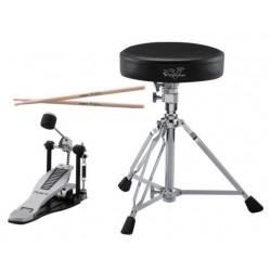 樂蘭Roland DAP-3 電子鼓 爵士鼓 鼓椅DAP3加厚座椅(鼓椅,大踏,鼓棒)