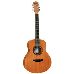 Soldin SA-3622 旅行吉他 36吋SA3622全桃花心木民謠吉他