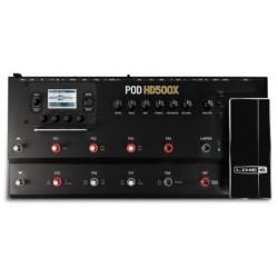 Line 6 POD HD500X 電吉他綜合效果器POD HD-500X
