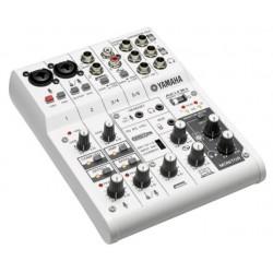 YAMAHA AG06 直播設備神器 山葉AG-06 電腦錄音 混音器