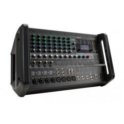 YAMAHA EMX7 710W功率混音器擴大器-12軌輸入/數位效果