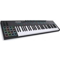 ALESIS VI61 主控鍵盤 搭載61鍵半配重力度感應琴鍵