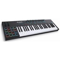 ALESIS VI49 主控鍵盤 USB MIDI49個高靈敏度彈力琴鍵