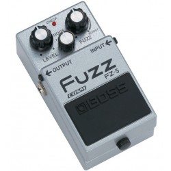 BOSS FZ-5 電吉他 單顆效果器 破音失真FZ5 FUZZ