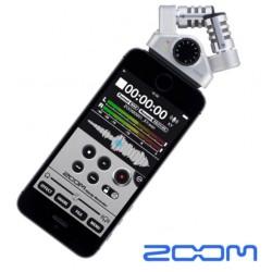 ZOOM iQ6 行動麥克風 iOS裝置變身專業X/Y錄音座