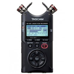 TASCAM DR-40X 攜帶型DR40X數位錄音機-XY立體聲