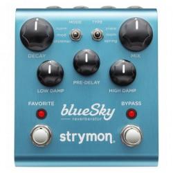 Strymon Bluesky Reverb效果器 極低噪音,高性能表現