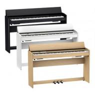Roland F701 電鋼琴 樂蘭F-701數位鋼琴-黑色、淺木紋色、白色