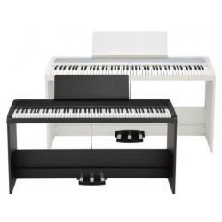 Korg B2 / B2SP 數位電鋼琴 一對全音域高傳真的喇叭