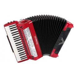 Roland FR-8X 樂蘭FR8X電子手風琴 紅/黑