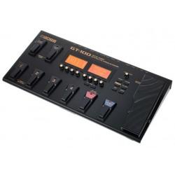 BOSS GT-100 電吉他音箱模擬GT100綜合效果器