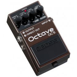 BOSS OC-5 八度音效果器OC5 Octave