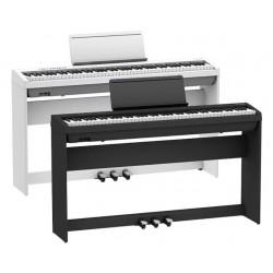 Roland FP-30X   全配組 白黑色FP30X 樂蘭88鍵數位鋼琴  - 另有便攜式款