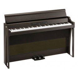 KORG G1B Air 數位鋼琴 鍵盤可以準確模擬傳統鋼琴的觸感和反應