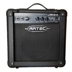 ARTEC B15 電貝斯BASS 15W音箱