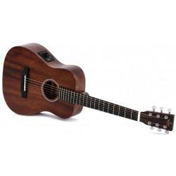 Sigma TM-15E 小吉他/TM15E旅行吉他 面單板34吋 全桃花心木