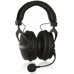 Behringer HLC660M 直播 視訊 監聽耳機 麥克風 封閉式 耳機