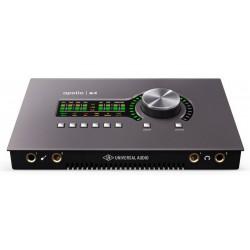 Universal Audio Apollo TWIN X4 UA 錄音介面  人聲 樂器錄音