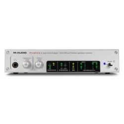 M-Audio ProFire Lightbridge FireWire 火線 光導管 錄音介面 音效卡