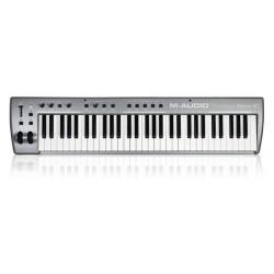 M-Audio PROKEYSSON 61 MIDI鍵盤 61鍵  USB 控制鍵盤 錄音設備