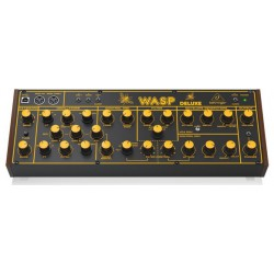 Behringer WASP DELUXE 合成器 編曲 錄音 MIDI 鍵盤