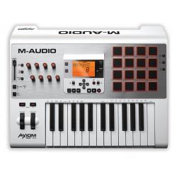 M-Audio Axiom AIR 25 MIDI鍵盤 USB 25鍵 控制鍵盤 錄音設備